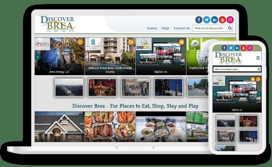 Discover Brea